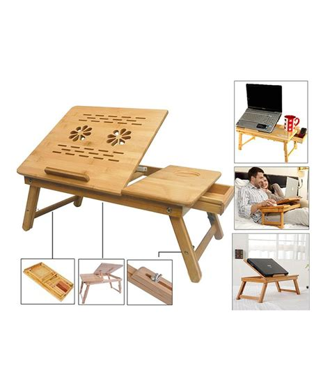 Wooden Portable Multipurpose Laptop Table Buy Wooden