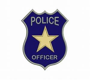 Police badge police officer badge clipart free images 3 ...