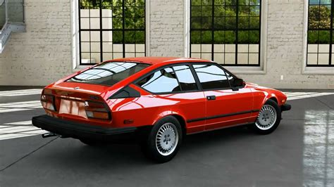 alfa romeo stradale forza motorsport 5 1986 alfa romeo gtv 6 youtube