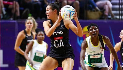 netball world cup  silver ferns spank zimbabwe  remain unbeaten newshub