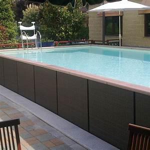 Piscine Hors Sol Composite : id e piscine hors sol composite ~ Dode.kayakingforconservation.com Idées de Décoration