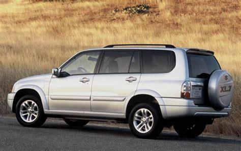 2006 Suzuki Xl7 by 2006 Suzuki Xl 7 Information And Photos Zomb Drive