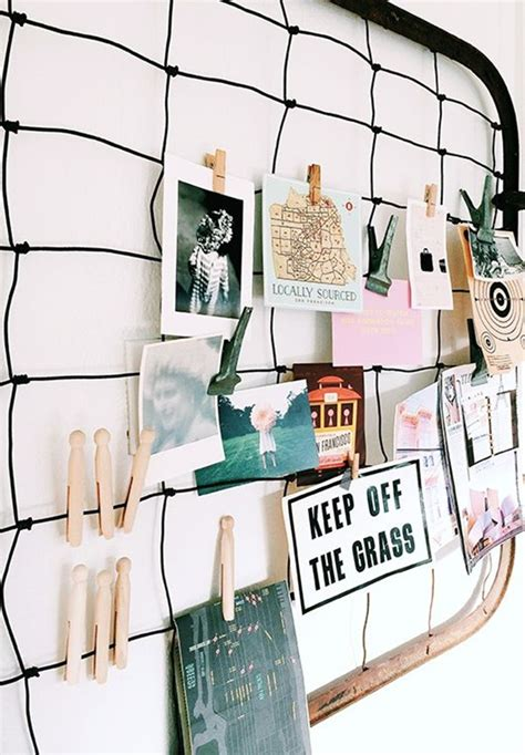 I love to use my biggest cutting board as a riser or a tray in the middle of my kitchen island. 40 Cool And Inspirational Pin Board Wall Ideas - Bored Art
