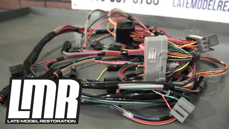 Painles Wiring Harnes 1993 Mustang Chassi by Mustang Wiring Harnesses Engine Conversion Restoration