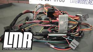 Mustang Wiring Harnesses  Engine Conversion  U0026 Restoration