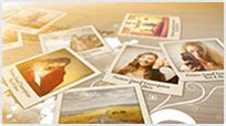 after effects falling retro pictures template mega frames special events envato videohive after effects