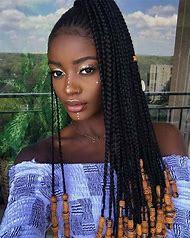 2018 Black Women Hair Braid Hairstyles