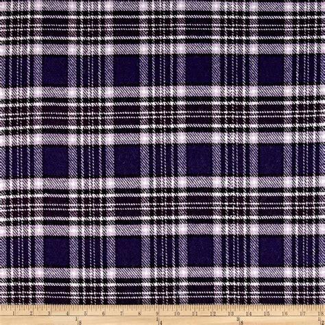 wool drapery fabric washable wool blend purple plaid discount designer