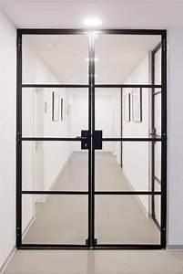 Schiebetür Glas Bauhaus : stahl loft t ren containerhaus design loft stil und ~ Watch28wear.com Haus und Dekorationen
