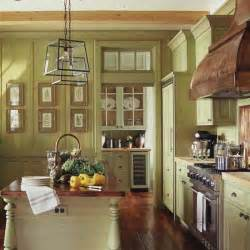 green kitchen ideas green yellow painted traditional wood kitchen cabinets design bookmark 13438