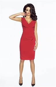 red dress suit km km162r idresstocode online boutique With robe rouge classe
