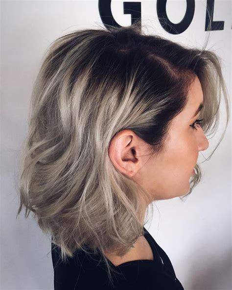 fantastic silver ombre hair ideas precious locks