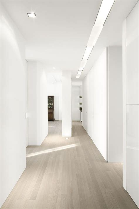 grey wash wood floors * white walls  our house living