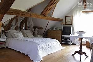 Chambre Sous Les Combles : petite chambre sous les combles c0231 mires paris ~ Melissatoandfro.com Idées de Décoration