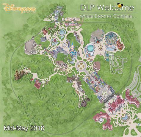 Plan Disneyland 1992 by Lucky Nugget Show And More Dlp Welcome