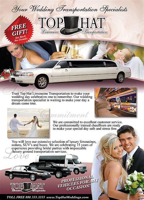 limousine ad design limousine magazine ads newspaper