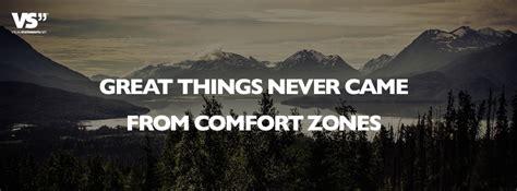 great     comfort zones visual
