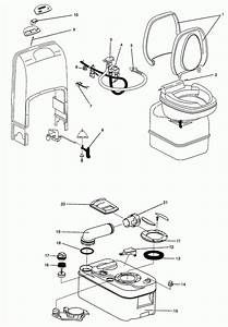 Thetford Toilet Wiring Diagram