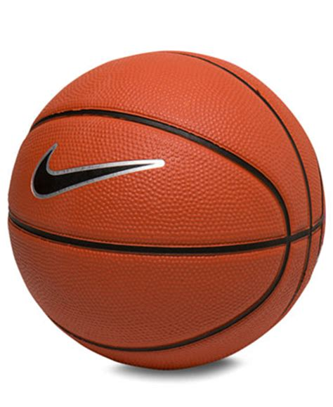 nike basketball swoosh mini basketball accessories