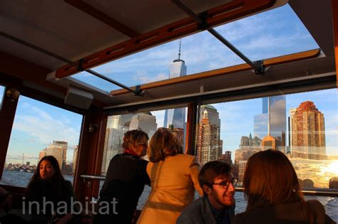 Boat Around Manhattan by Go On An Architectural Adventure On The Water With Aiany S