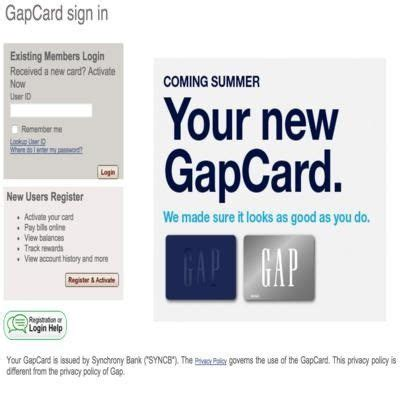 You can also clear your gap credit card payment dues through: Gap Credit Card Login - eservice.gap.com   Credit card management, Credit card, Cards