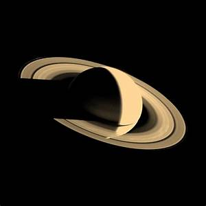 Voyager 1 Image of Saturn | NASA