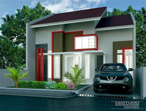 desain rumah panjang rumah desain minimalis