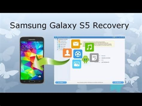 galaxy s6 s5 recovery recover deleted from samsung galaxy s6 s6 edge s5 active