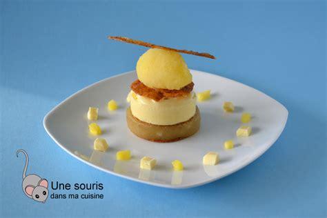 une souris dans ma cuisine dessert plus chic