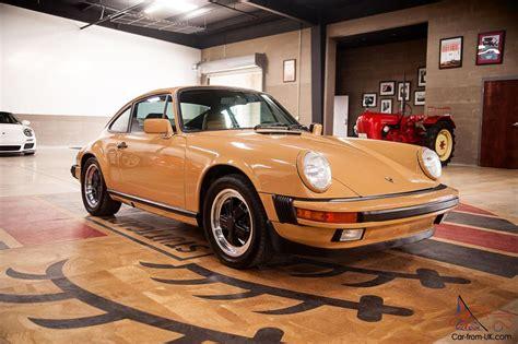 Porsche 911 Restored by 1980 Porsche 911 Sc Restored Color