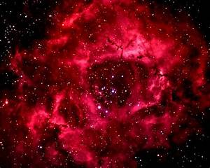 Red Nebula - Pics about space