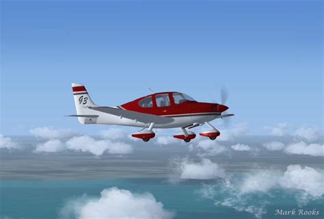 Cirrus SR22-GTS Turbo G3 Updated for FSX