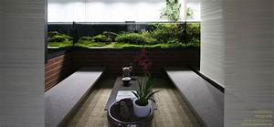 Aquarium L Form : aquarium design raum innenarchitektur zen meditation ~ Sanjose-hotels-ca.com Haus und Dekorationen