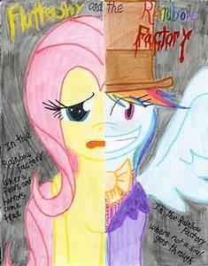 My Little Factory : fluttershy and the rainbow factory my little pony fan ~ Melissatoandfro.com Idées de Décoration