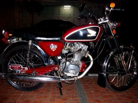 Motor Cb 125 Classic by Honda Cb 125 Motor Classic Classic And Vintage