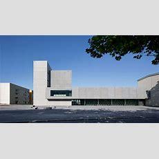 Institutsgebäude Tu Chemnitz  Burger Rudacs Architekten