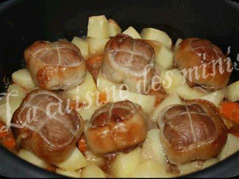 comment cuisiner les paupiettes de veau les meilleures recettes de veau et paupiettes de veau