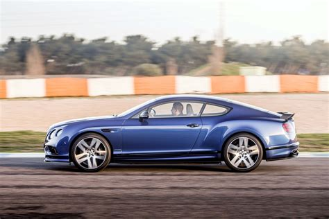 bentley continental supersports by the numbers 2017 bentley continental supersports