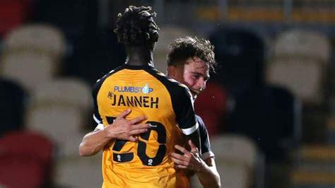 Carabao Cup: Newport County 1-0 Cambridge United - BBC Sport