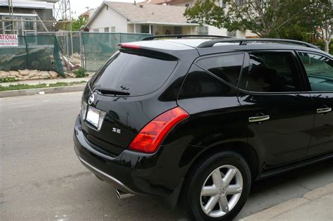 Nissan Murano 2003 Reviews by 2003 Nissan Murano Pictures Cargurus