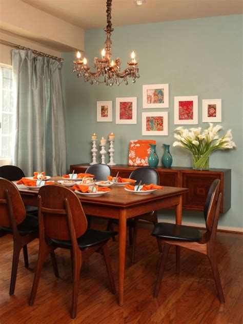 fave colorful dining rooms hgtv