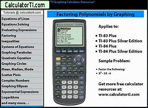 Graphing Inequalities On A Graphing Calculator Ti 84