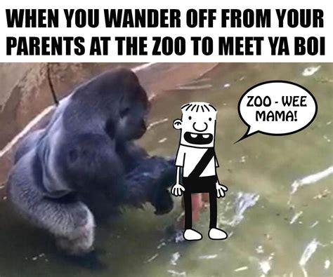 Dank Harambe Memes - harambe rowley dank meme magic dankmemes