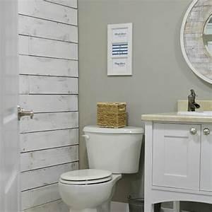 Nod To Nautical Bathroom Makeover Reveal - Fox Hollow Cottage