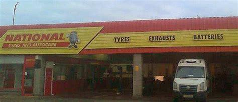 Exhausts, Mot & Servicing
