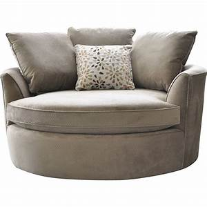 cuddler swivel sofa chair home and textiles With sectional sofa swivel chair