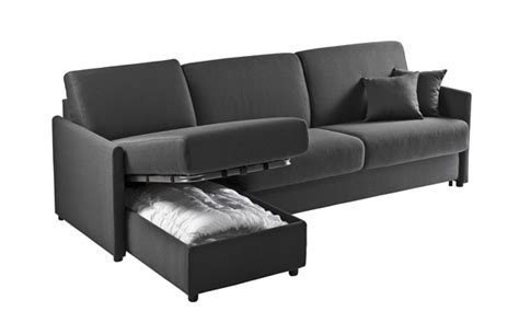 xena angle canap 233 convertible 3 places couchage 140 diva