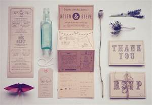 wedding paper helen steve 39 s country inspired kraft paper wedding invitations