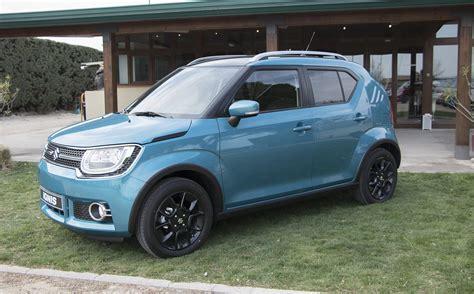 Suzuki Ignis 2019 by Nuevo Suzuki Ignis 2017 2018 2019 Suv Informaci 243 N