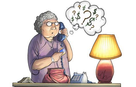 report scam phone calls kitsap lake said elderly gets three scam
